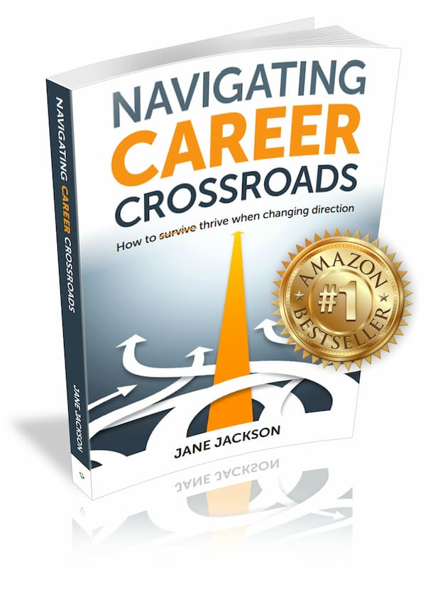 navigating career crossroads book