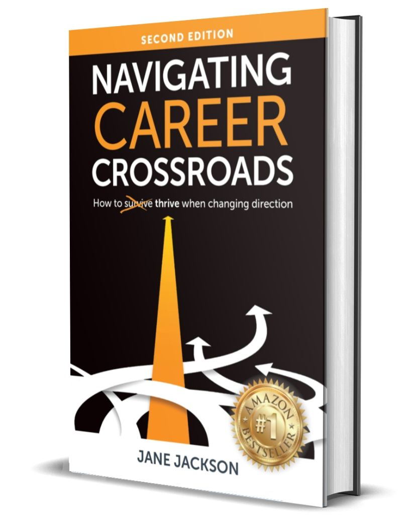 Navigating Career Crossroads, Jane Jackson, career coach, career counsellor