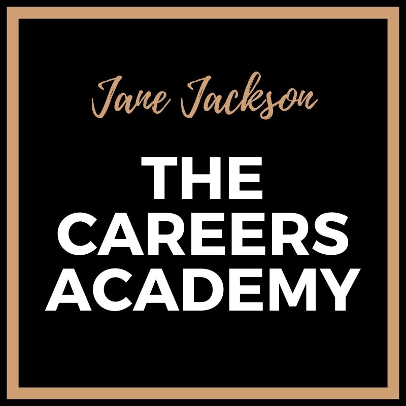 Jane Jackson, the careers academy, career coaching
