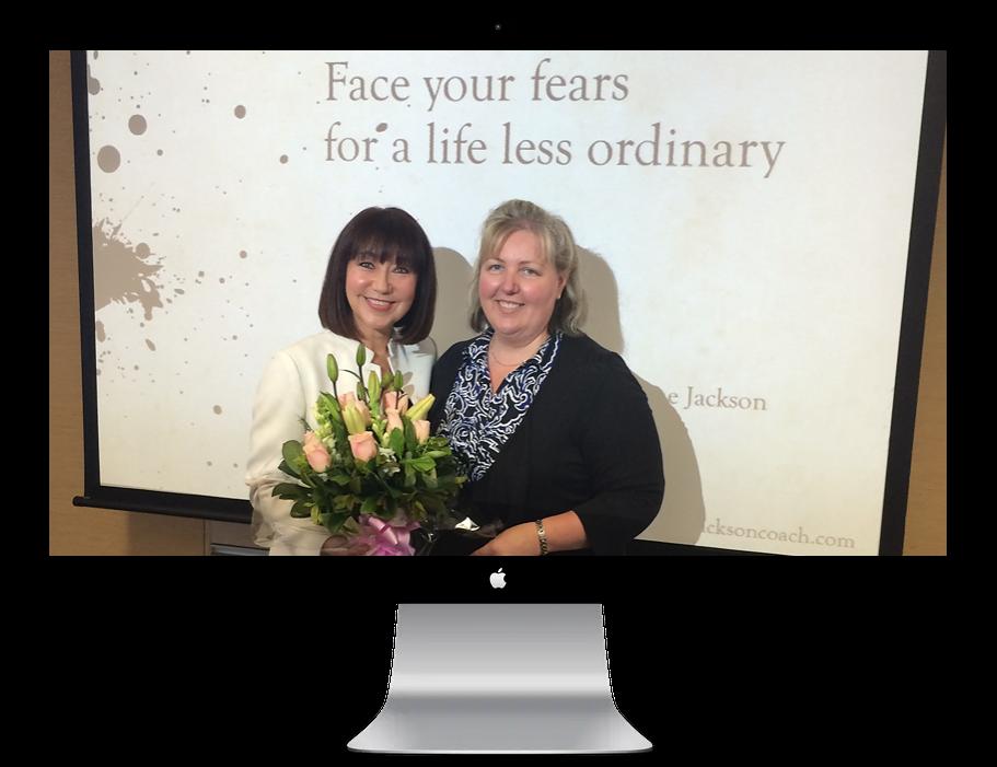 jane jackson, speaker, author, career coach, confidence coach