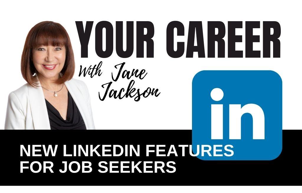 LinkedIn features, LinkedIn, LinkedIn Top Voice, LinkedIn Top Voices, Jane Jackson, career coach, linkedin trainer, linkedin, linkedin tips