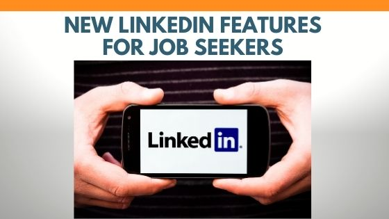 linkedin features, new linkedin features, jane jackson, linkedin top voice, career coach