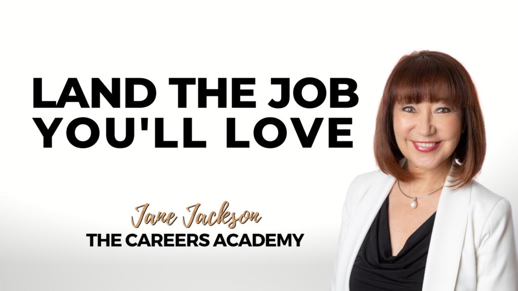 The Careers Academy, Jane Jackson, Career Coach Australia, top career coach, career coach Sydney, career coach London, career counsellor, top coach,