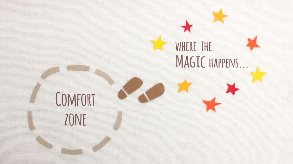 carpe diem, seize the day, embrace challenges, comfort zone, career challenge, careers, jane jackson, career coach