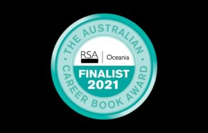The Australian Career Book Awards 2021, Jane Jackson, Career Coach, top career coach, top sydney career coach, top Australian career coach, careers, coaching, career transition, The Careers Academy