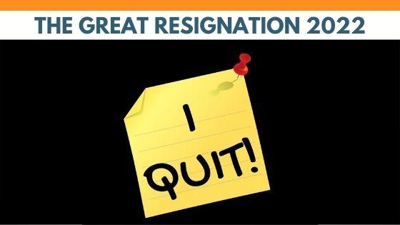 the great resignation, the great resignation 2022, Jane Jackson, coach, the careers academy, Australia coach